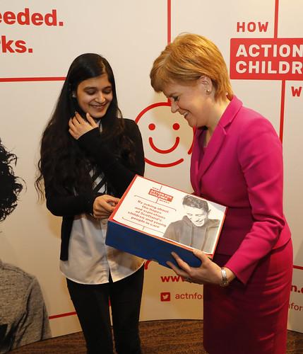 Action for Children Scotland