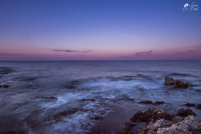 Il mare è un amico dalle mille facce, mai monotono, mai ripetitivo, mai uguale