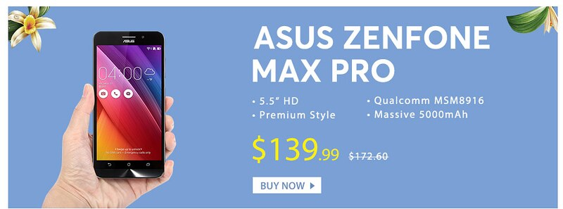 ASUS Mobile Sales Storm4
