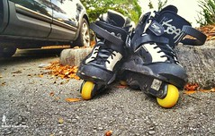 Yeah, these skates will do nicely.  Got a chance to skate with them and they performed great. Nice wide soul plate and comfortable boot.  Time to find new spots for some street sessions. . ◾◾:black_mediu