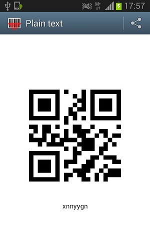 barcode-scanner-generate