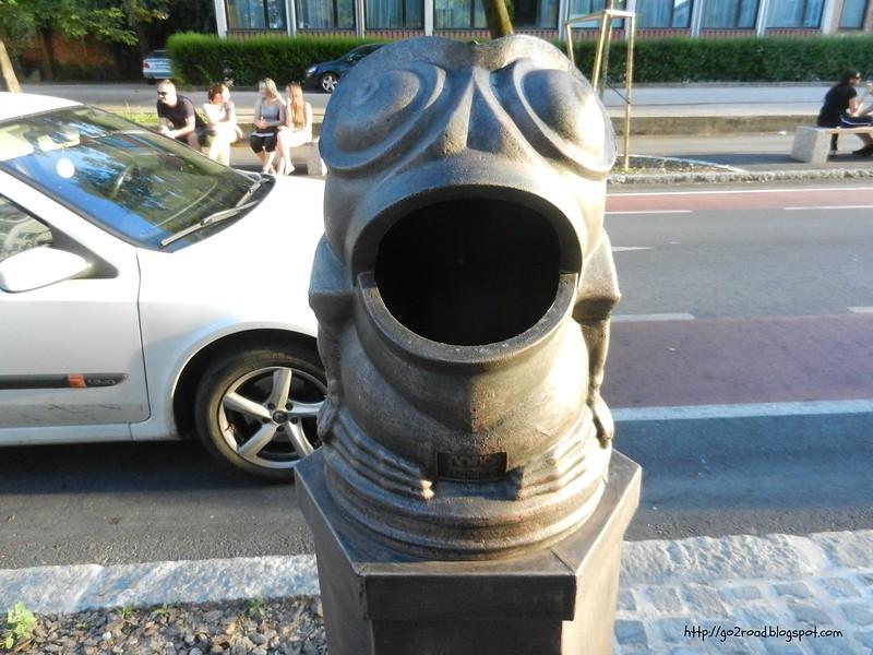 Стрит-арт в Мариборе