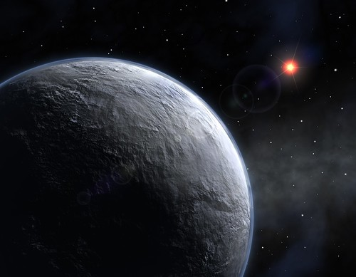 Weird  Planets Carbon exoplanet