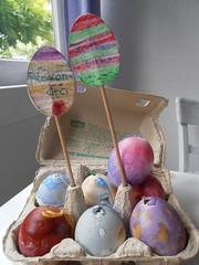 art, easter egg, easter,