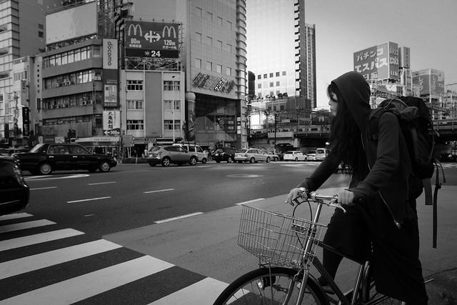 Shinjuku Gazer
