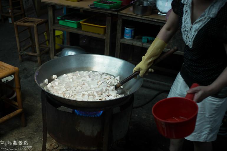台南私藏景點--麻豆助碗粿、林媽媽鍋燒意麵、龍泉冰店 (13)