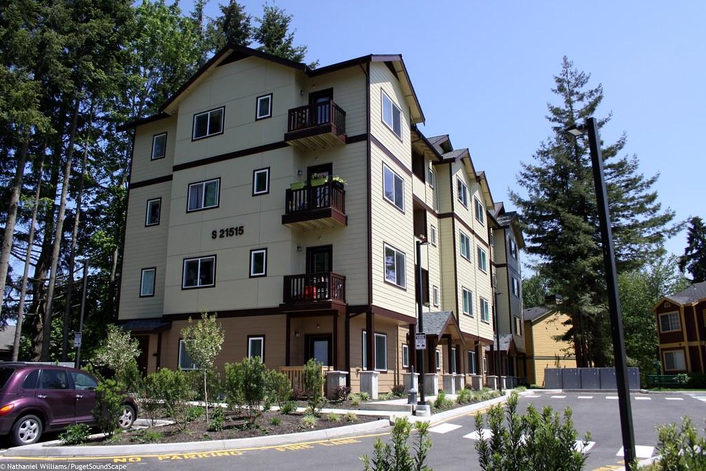 Terrace Heights Apartments Mountlake Terrace Wa