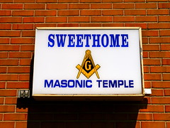 Sweethome Masonic Temple, Amherst, New York, USA