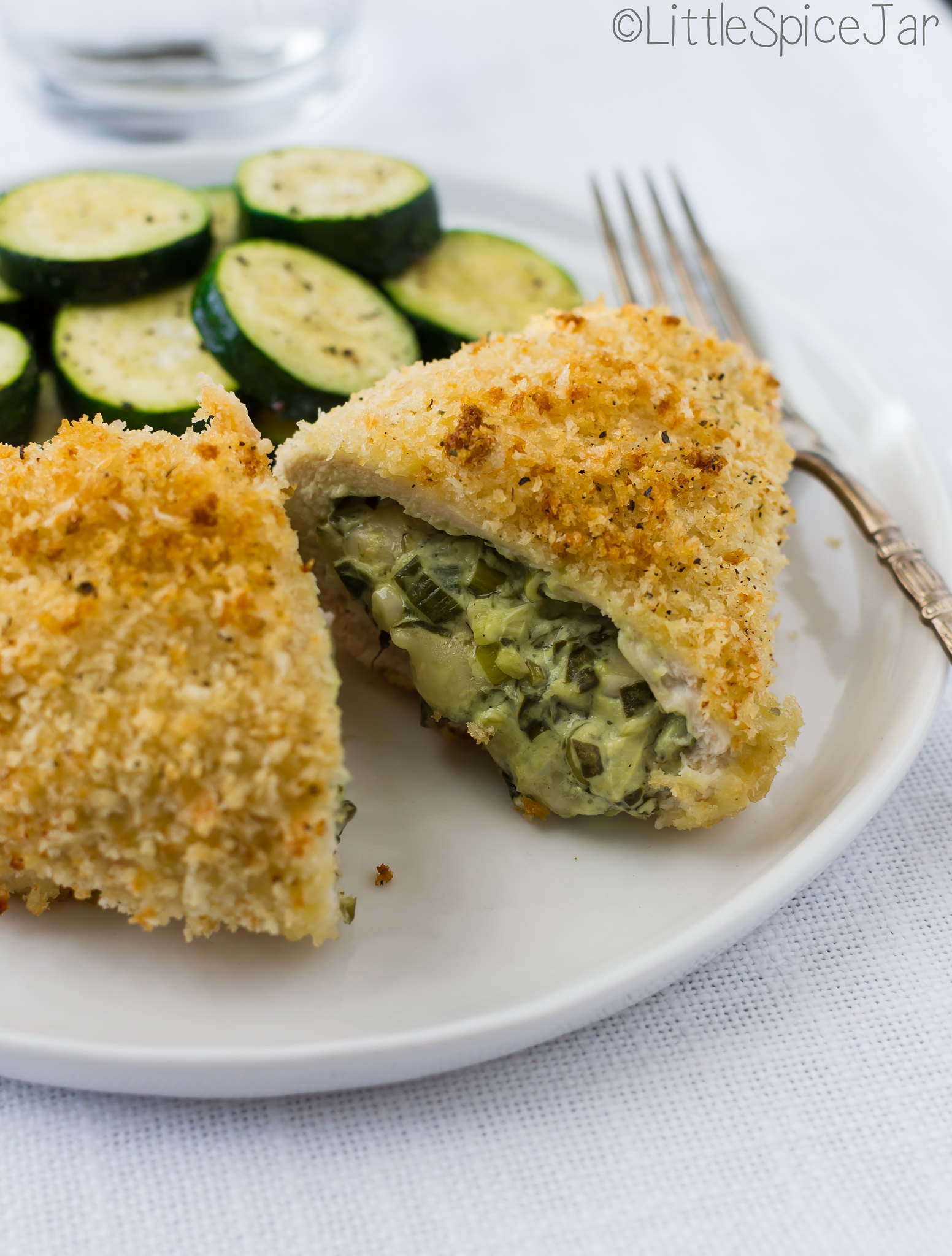 Spinach And Scallion Stuffed Chicken Breasts Recipes — Dishmaps