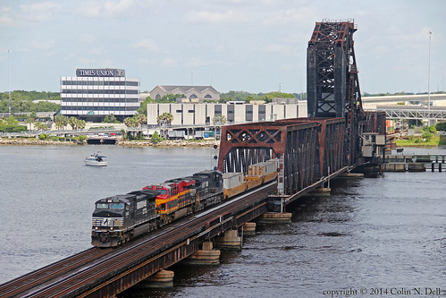 city ns norfolk southern dash kansas drawbridge kcs gevo ns9362