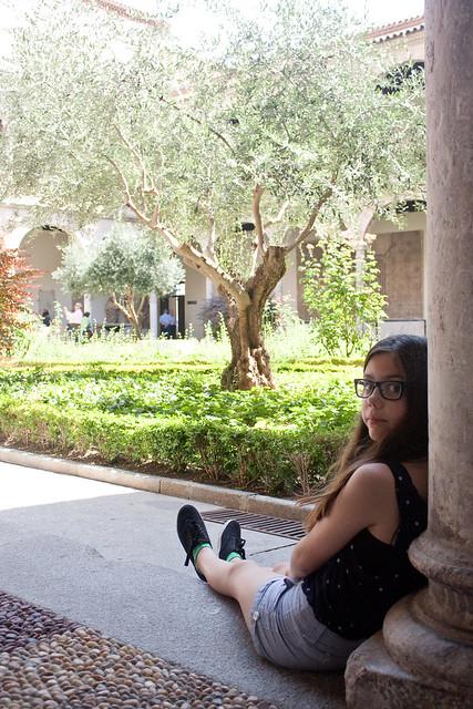 Toledo Courtyard