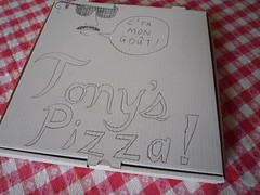 Tony's Pizza!
