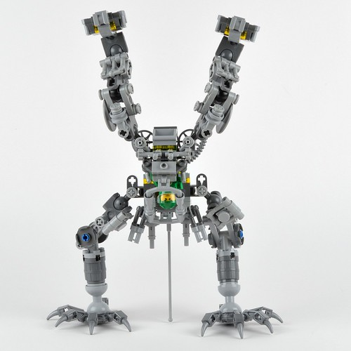 Review 21109 Exo Suit Part 3 Brickset Lego Set Guide And Database