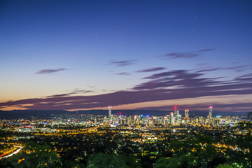 city longexposure sunset sky night clouds brisbane sunsetsandsunrisesgold cloudsstormssunsetssunrises