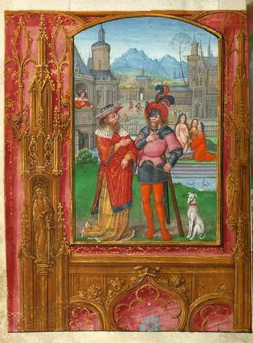 003-Libro de horas de Aussem-Art Walters Museum Ms. W.437