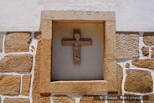 67 - провинция Португалии - маленькие города, посёлки, деревушки округа Каштелу Бранку