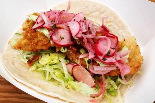 Sol Tacos Fish Taco