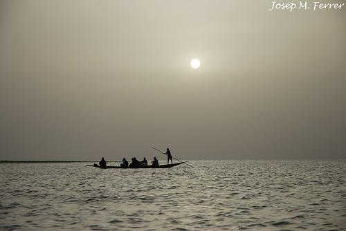 africa sunset rio river atardecer mali afrique nigerriver capvespre àfrica perfectdayjosep ríoníger debolake llacdebo riuníger