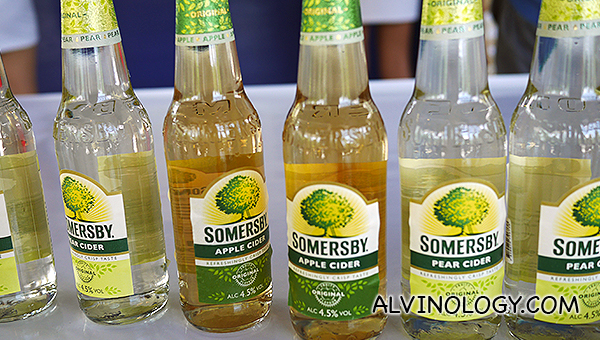 Somersby Apple and Pear Cider