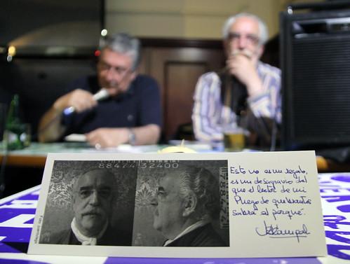 DOS VOCES ENTRE EL VIENTO - RECITAL DE MÚSICA Y POESÍA - CAFÉ ÁGORA 19.06.14