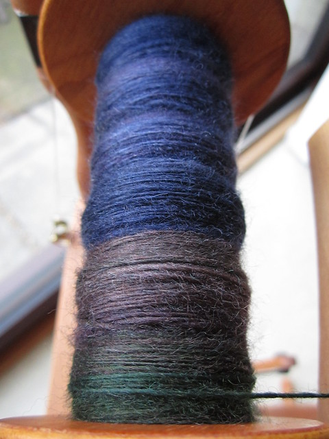 Tour de Fleece 2014 Day 11