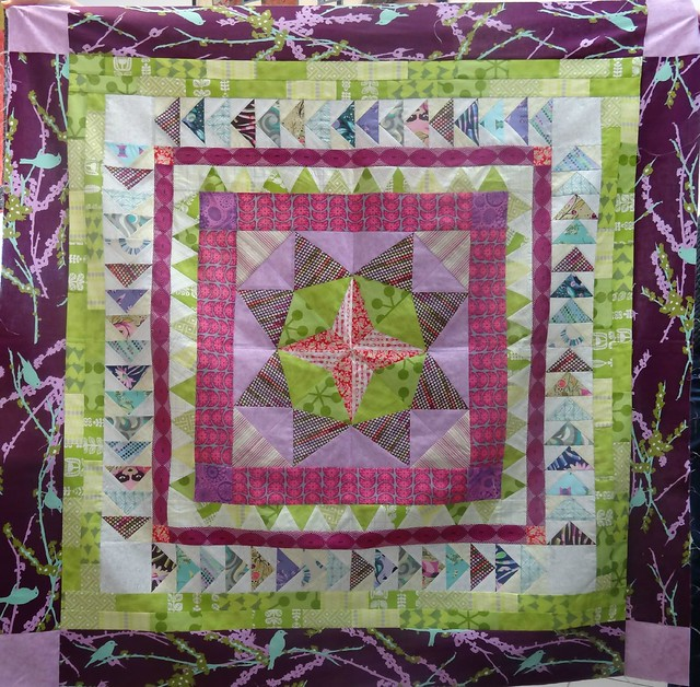 Cath's quilt