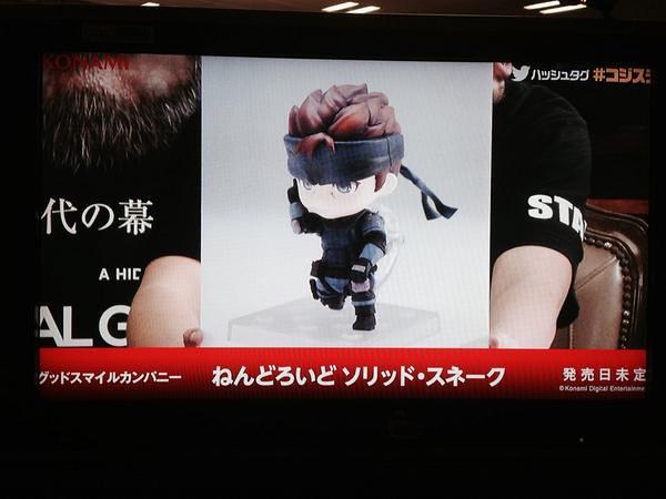 figma 與黏土人將推出《潛龍諜影2》固蛇 Solid Snake!