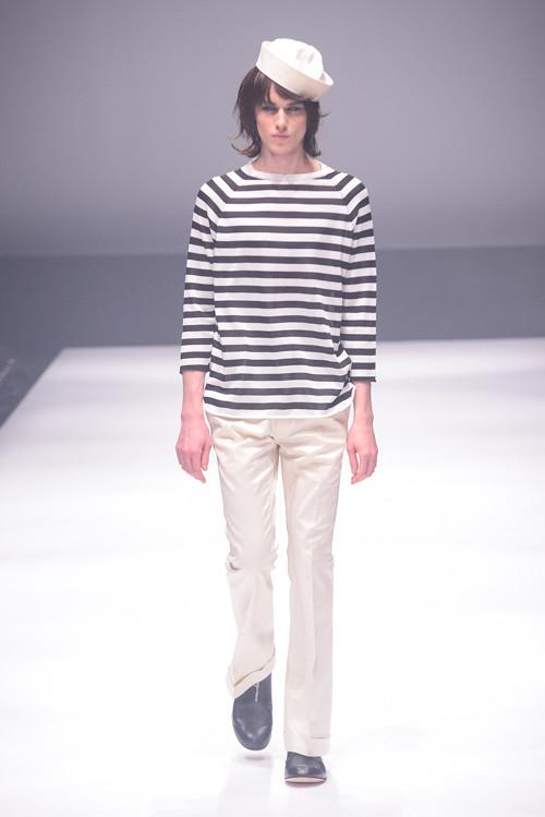Yulian Antukh(Antuh)3041_FW14 Tokyo Patchy Cake Eater(Fashion Press)