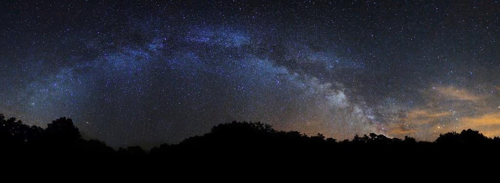 Milky Way Rising - 2014
