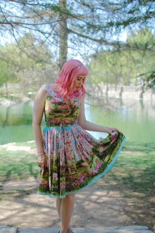 Bernie Dexter Scene and Believed Dress