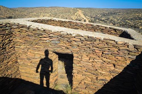 Fort von Francois, Khomas highland, Namibie