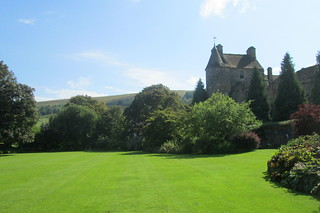 Falkland Palace and Gardens