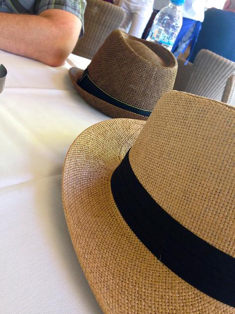 Tourist Hats