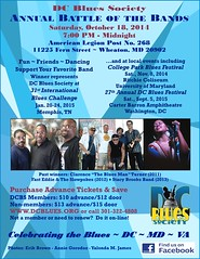 DCBS Battle of the BLUES Bands 2014