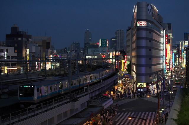 Tokyo Train Story 京浜東北線 2014年7月12日