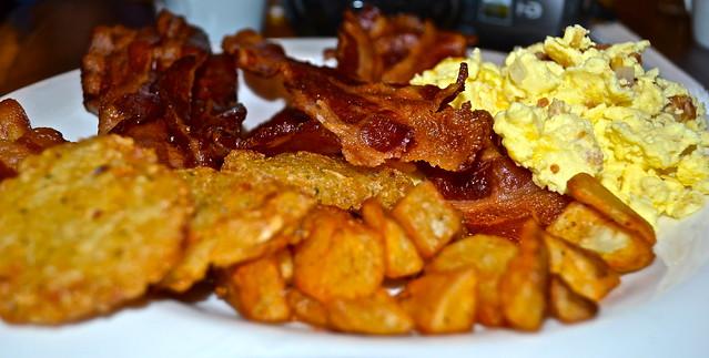 Breakfast - DoubleTree Hilton Lancaster PA