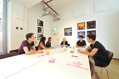 Four contemporary and affordable meeting rooms