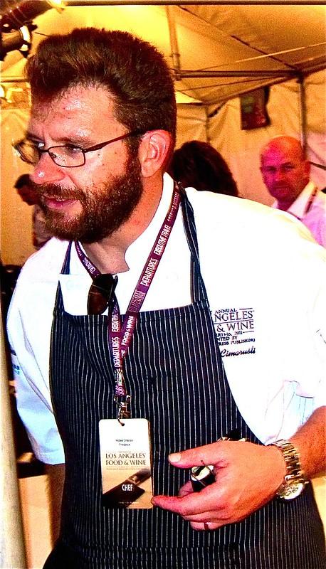 Food And Wine Festival Michael Cimarusti