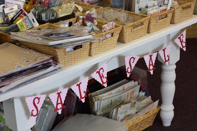 Sale bunting