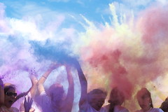 smoke(0.0), paint(0.0), fire(0.0), watercolor paint(0.0), cloud(1.0), sky(1.0),