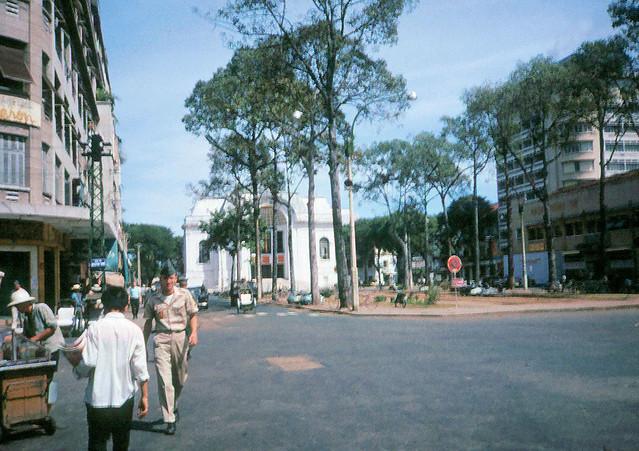 SAIGON 1965 - Lam Son Square - Công trường Lam Sơn
