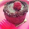 Dark chocolate raspberry!