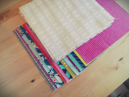 Beginnings of a new quilt