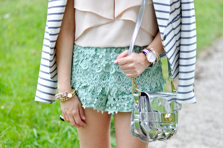 Lace Mint Short_10