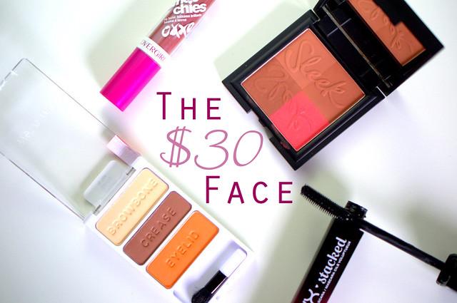 30 dollar face