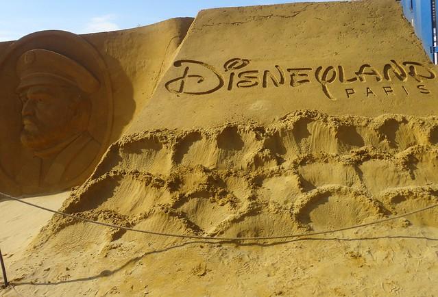 Sculpures sur sable Disney - News Touquet p.1 ! 14770354357_e792cf9c57_z