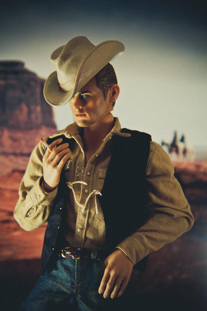 James Dean - GIANT COWBOY 1 6 HOT TOYS  7c5ebdd3fed