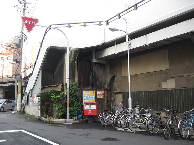 大阪中津高架下 (4)