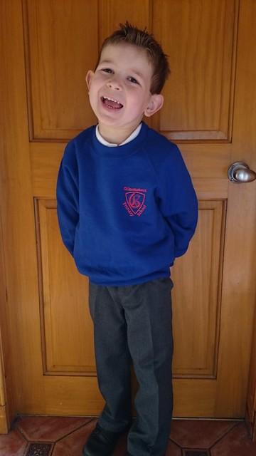 School boy!!