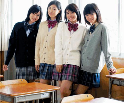 Đồng phục học sinh Nhật Bản Đẹp, Kute, luôn HOT 7